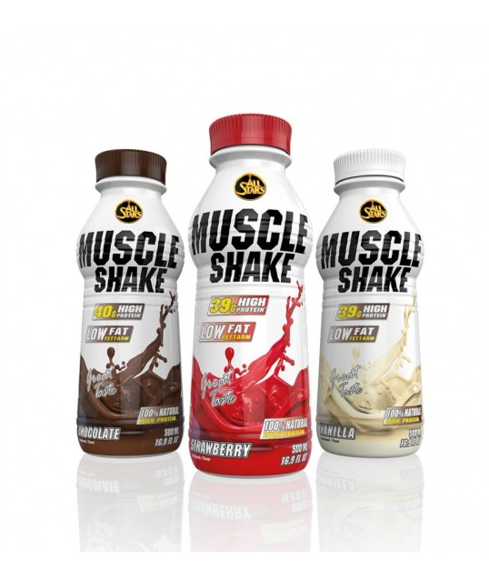 ALLST MUSCLE SHAKE, 500ml