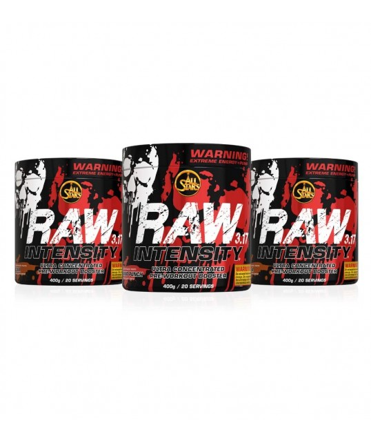 ALLST RAW INTENSITY 3.17, 400g