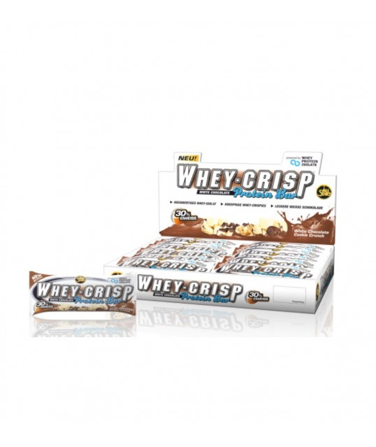 ALLST WHEY-CRISP BAR, 50g