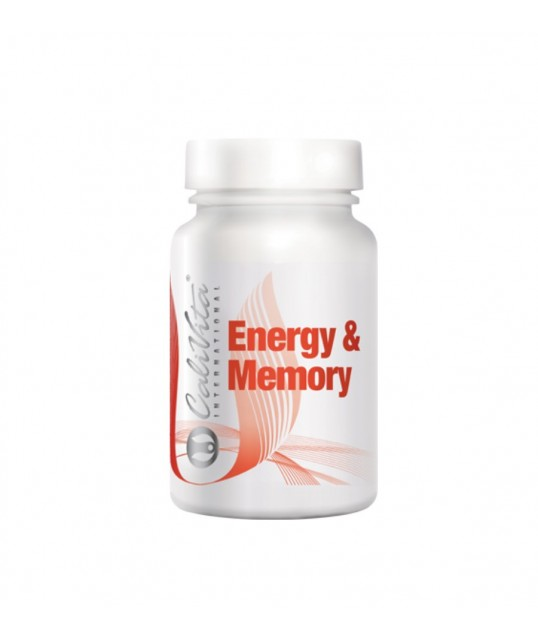 CALIVITA ENERGY AND MEMORY, 90tab