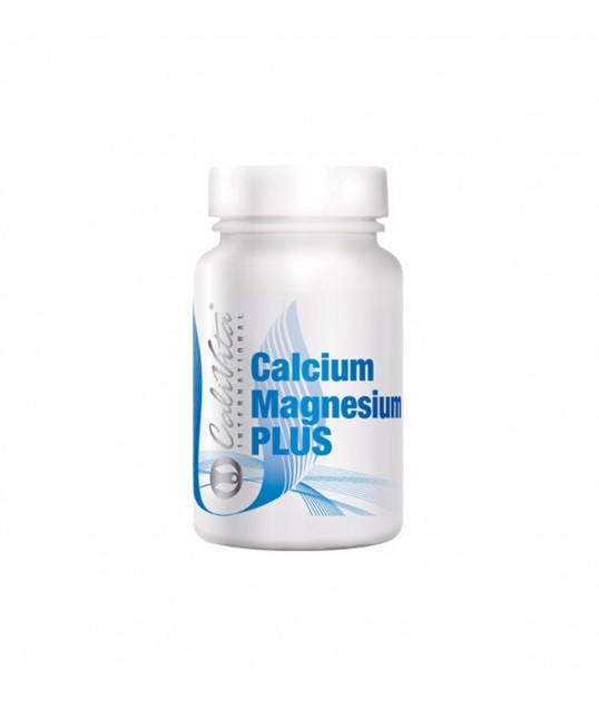 CALIVITA CALCIUM MAGNESIUM PLUS, 100caps