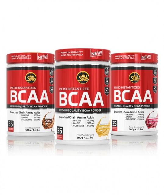 BCAA 500gr