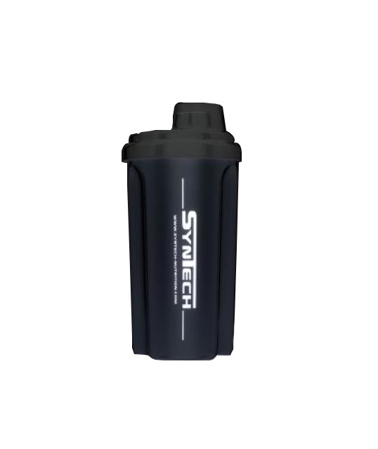 SHAKER CUP BLACK SYN, 700ml