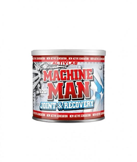 MACHINE MAN RECUPERARE ARTICULATII 120caps, ACTIVLAB
