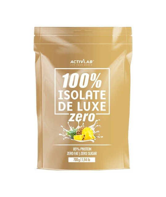 100% ISOLATE DE LUX 700G ACTIVLAB